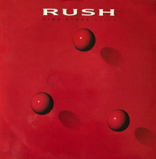 "Rush ‎- Time Stand Still (7"") (VG+/VG-)"